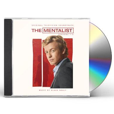 Blake Neely MENTALIST: SEASONS 1 - 2 / Original Soundtrack CD