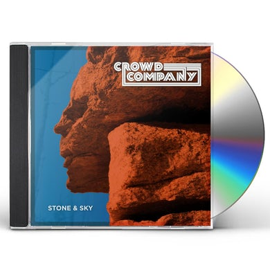 Crowd Company STONE & SKY CD