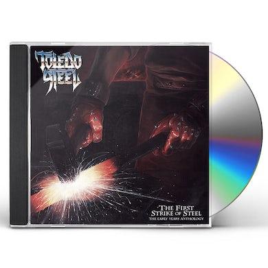 FIRST STRIKE OF STEEL CD