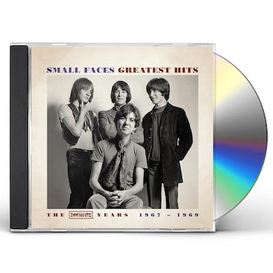 Small Faces GREATEST HITS - IMMEDIATE YEARS CD