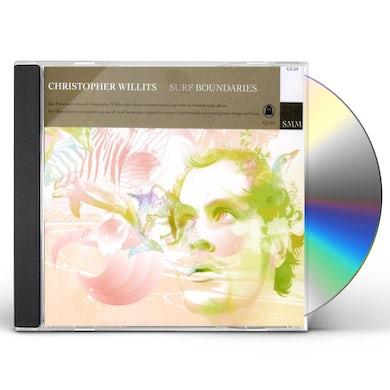 Christopher Willits SURF BOUNDARIES CD