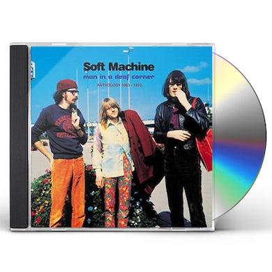 Soft Machine MAN IN A DEAF CORNER CD