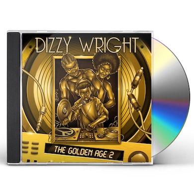 Dizzy Wright GOLDEN AGE 2 CD