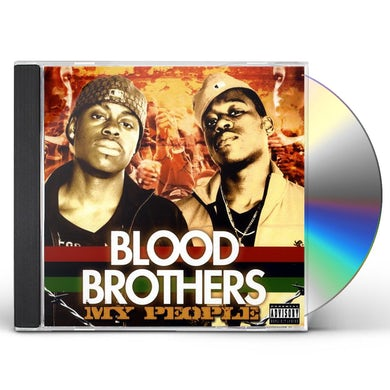 Blood Brothers MY PEOPLE CD