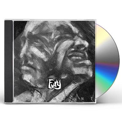 Fury PARAMOUNT CD