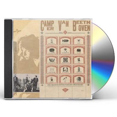 Camper Van Beethoven OUR BELOVED REVOLUTIONARY SWEETHEART CD
