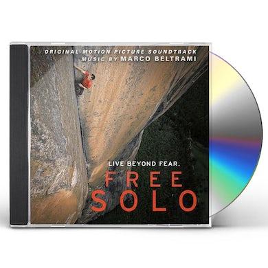 Marco Beltrami FREE SOLO (ORIGINAL MOTION PICTURE SOUNDTRACK) CD