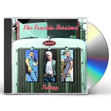 Dale Watson TRUCKIN SESSIONS TRILOGY CD