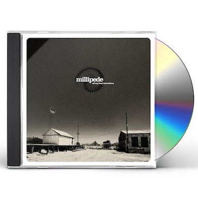 Millipede ALL MY BEST INTENTIONS CD