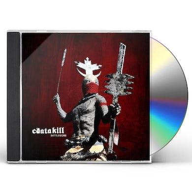 Cdatakill BATTLEWORN CD