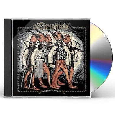 Drudkh EASTERN FRONTIER IN FLAMES CD
