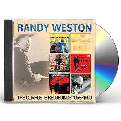 Randy Weston COMPLETE RECORDINGS: 1958-1960 CD