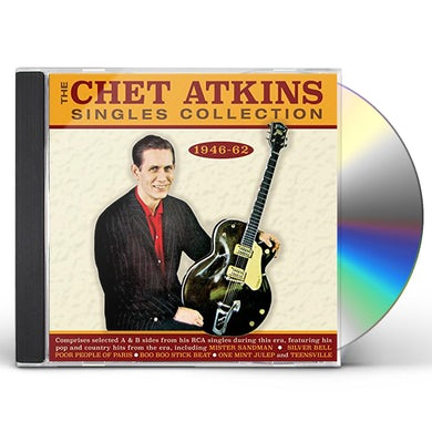 Chet Atkins SINGLES COLLECTION 1946-62 CD