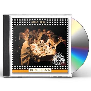 CON FUERZA CD