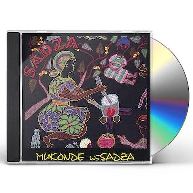 MUKONDE WESADZA CD
