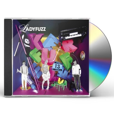 Ladyfuzz KERFUFFLE CD