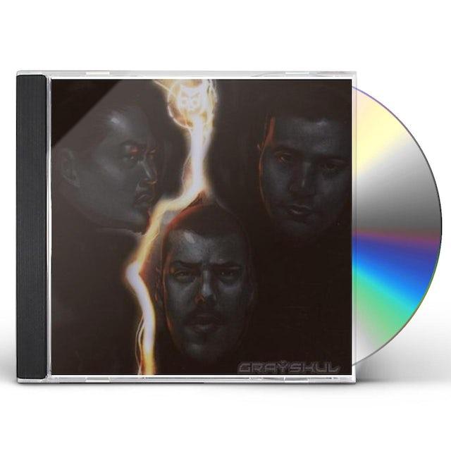 Grayskul DEADLIVERS CD
