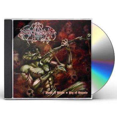 Avenger FEAST OF ANGER-JOY OF DESPAIR CD
