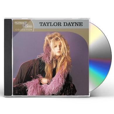 Taylor Dayne PLATINUM & GOLD COLLECTION CD