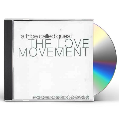 A Tribe Called Quest  LOVE MOVEMENT CD