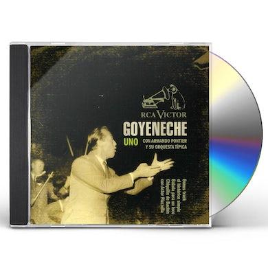 Roberto Goyeneche UNO CD