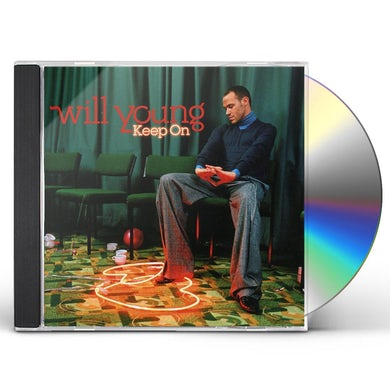 Will Young KEEP ON CD