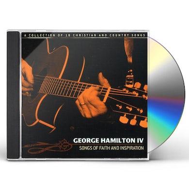 George Hamilton IV SONGS OF FAITH & INSPIRATION CD