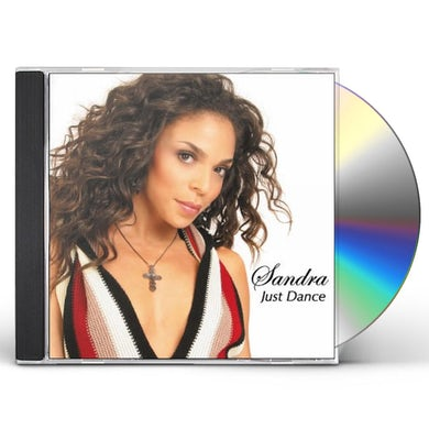 Sandra JUST DANCE CD