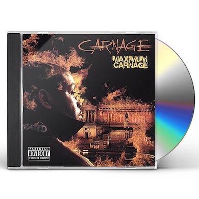 MAXIMUM CARNAGE CD