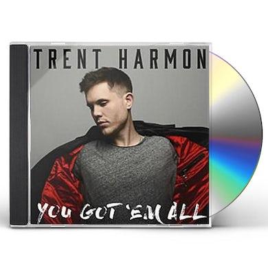 You Got 'Em All CD
