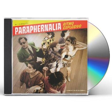 Paraphernalia RITMO EXPLOSIVO CD