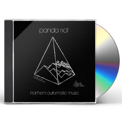Panda Riot NORTHERN AUTOMATIC MUSIC CD