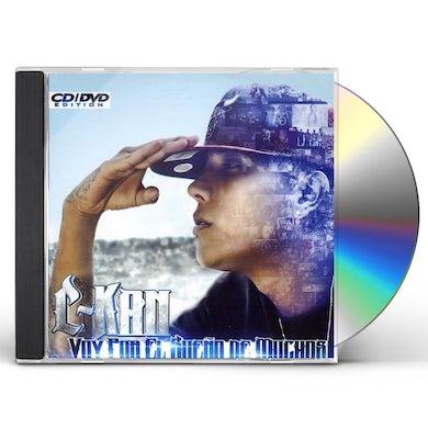 C-Kan VOY POR EL SUENO DE MUCHOS CD