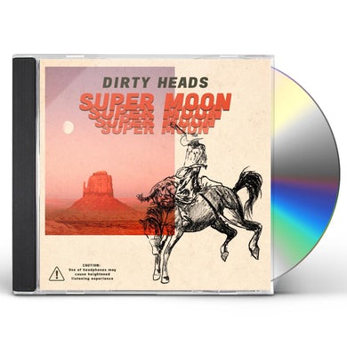 Dirty Heads SUPER MOON CD