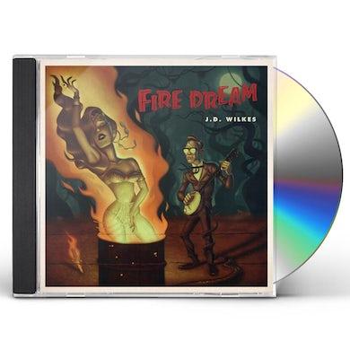 J.D. Wilkes FIRE DREAM CD
