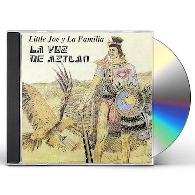 Little Joe & La Familia VOZ DE AZTLAN CD