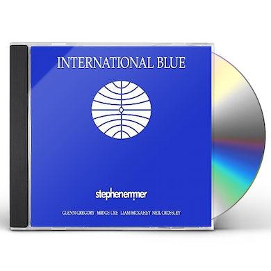 Stephen Emmer INTERNATIONAL BLUE CD