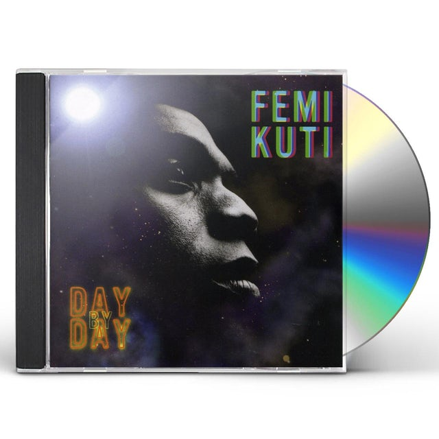 Femi Kuti DAY BY DAY CD