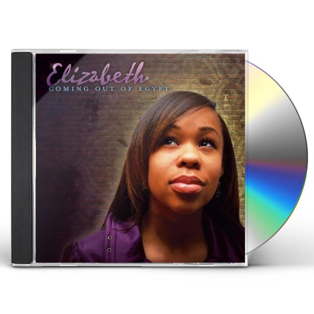 Elizabeth COMING OUT OF EGYPT CD