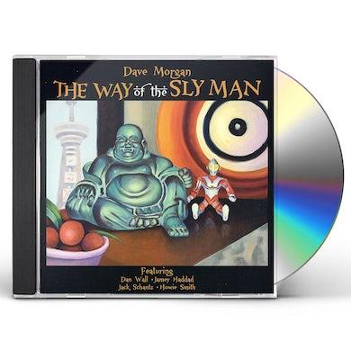 Dave Morgan WAY OF THE SLY MAN CD