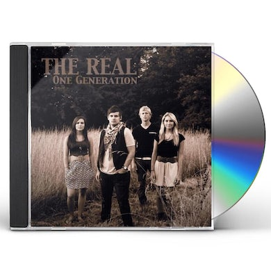 real ONE GENERATION CD
