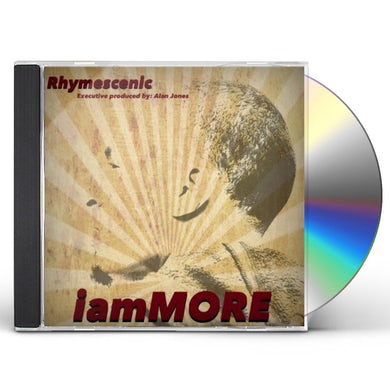 Rhymescenic I AM MORE CD