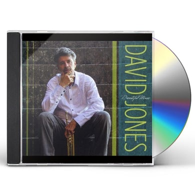 David Jones BEAUTIFUL MUSIC CD