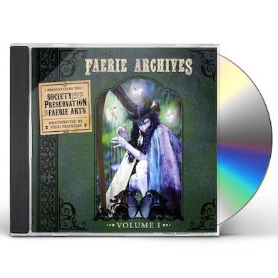 High Priestess FAERIE ARCHIVES 1 CD