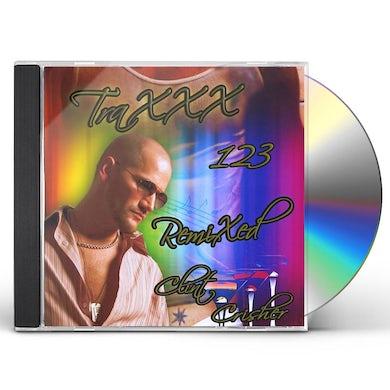 Clint Crisher TRAXXX 123 REMIXED CD