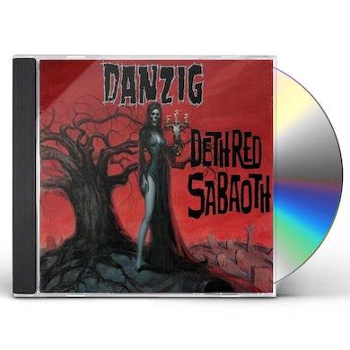 Danzig DETH RED SABAOTH CD