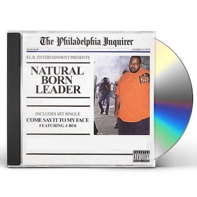 Tuck NATURAL BORN LEADER CD