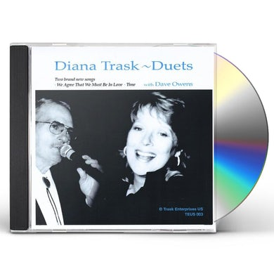 Diana Trask DUETS CD