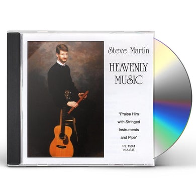 Steve Martin HEAVENLY MUSIC CD