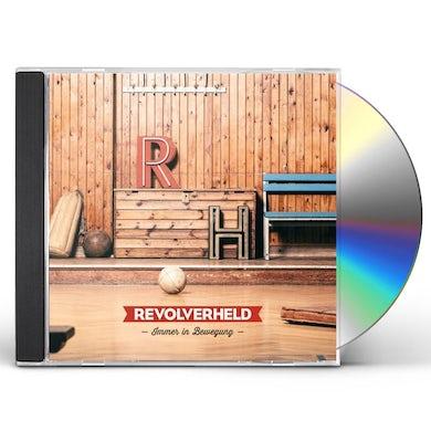 Revolverheld IMMER IN BEWEGUNG CD